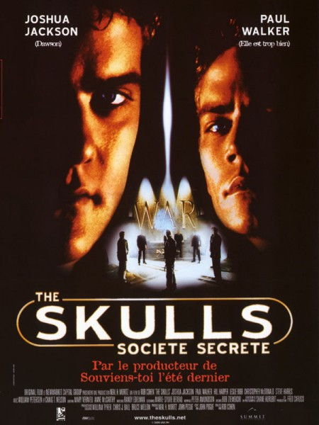 Cine974, The Skulls, société secrète