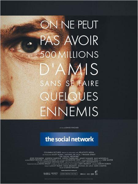 Cine974, The Social Network