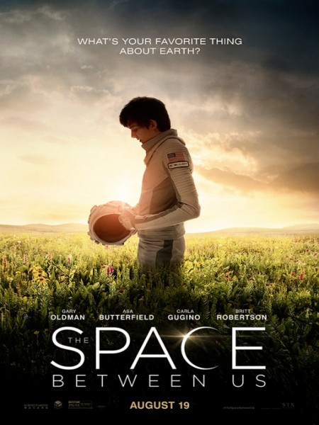 Cine974, The Space Between Us