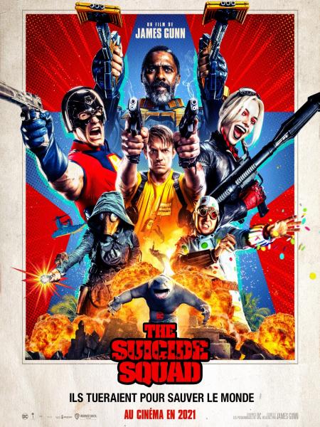 Cine974, The Suicide Squad