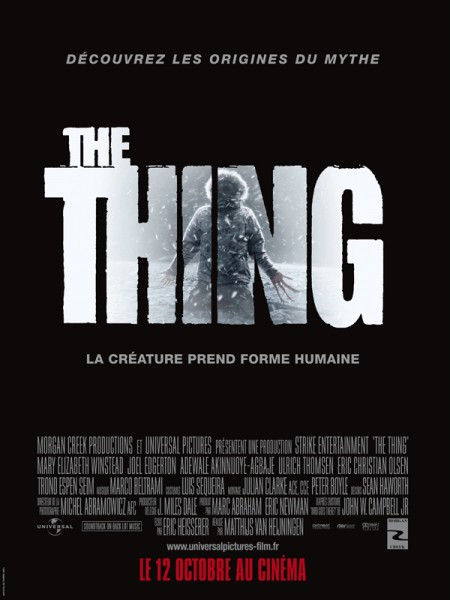 Cine974, The Thing