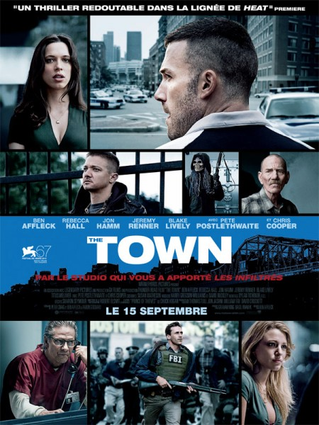 Cine974, The Town