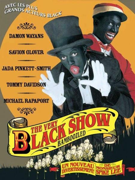 Cine974, The Very Black Show