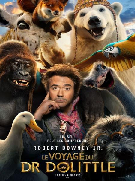 Cine974, Le Voyage du Dr Dolittle