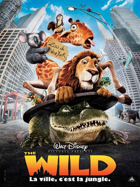 Cine974, The Wild