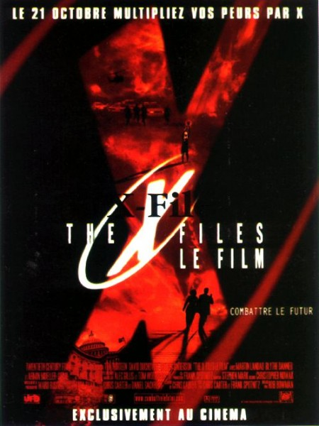 Cine974, The X Files, le film