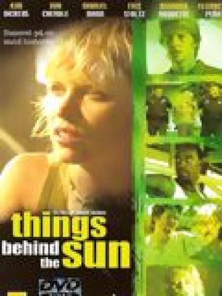 Cine974, Things behind the sun