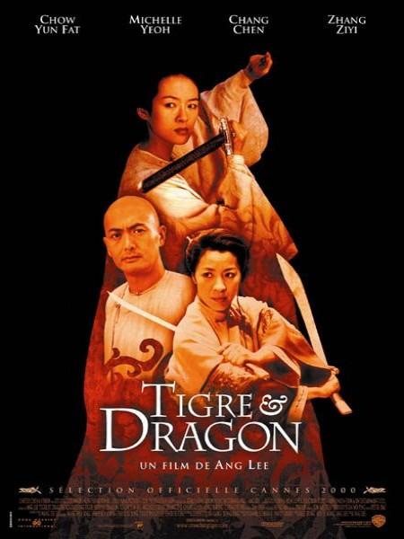 Cine974, Tigre et dragon