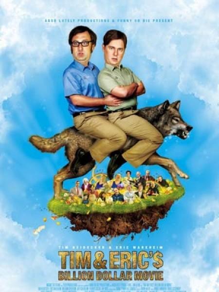 Cine974, Tim and Eric's Billion Dollar Movie