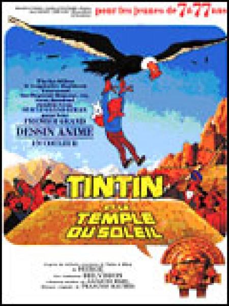 Cine974, Tintin et le Temple du soleil