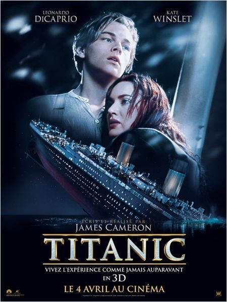 Cine974, Titanic