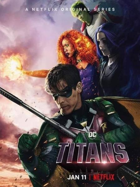 Cine974, Titans