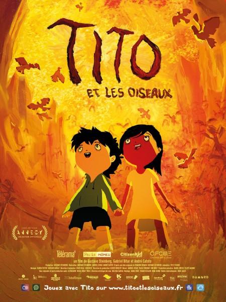 Cine974, Tito et les Oiseaux
