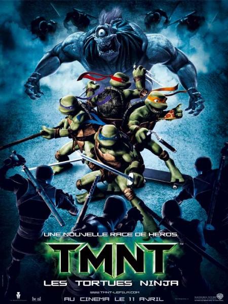 Cine974, TMNT les tortues ninja