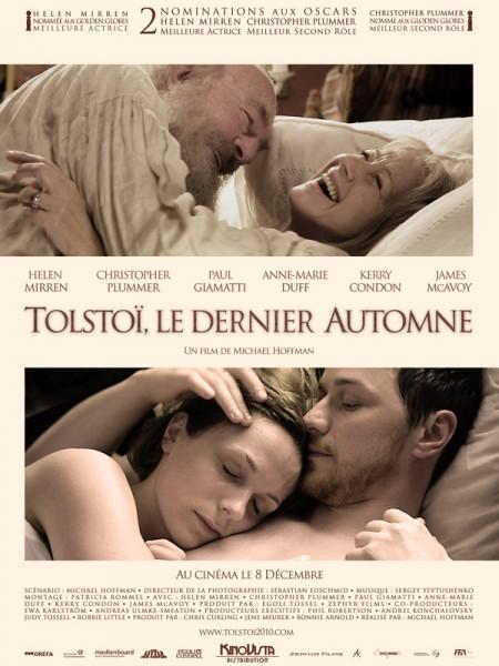 Cine974, Tolstoï, le dernier automne