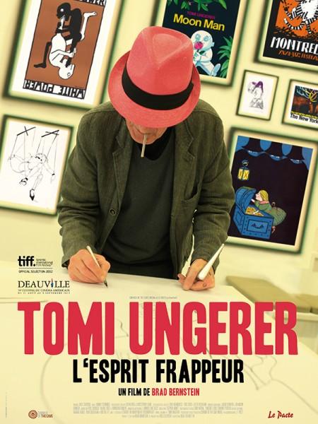 Cine974, Tomi Ungerer - l'esprit frappeur