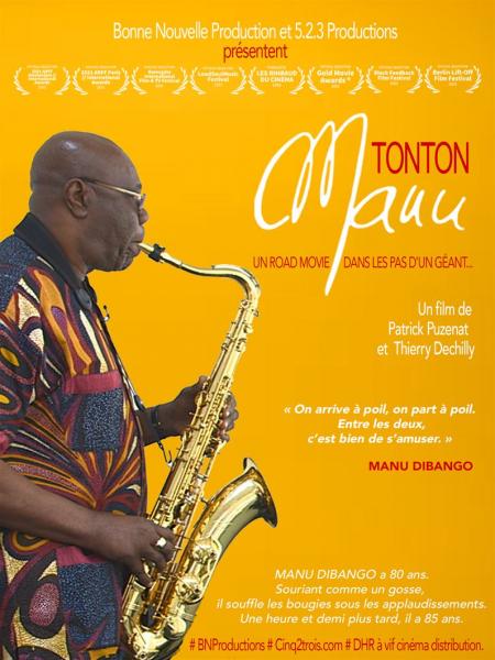 Cine974, Tonton Manu