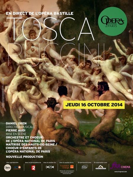 Cine974, Tosca (UGC Viva l'opéra - FRA cinéma)