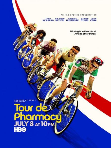 Cine974, Tour de Pharmacy