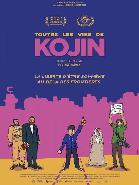 Cine974, Toutes les vies de Kojin