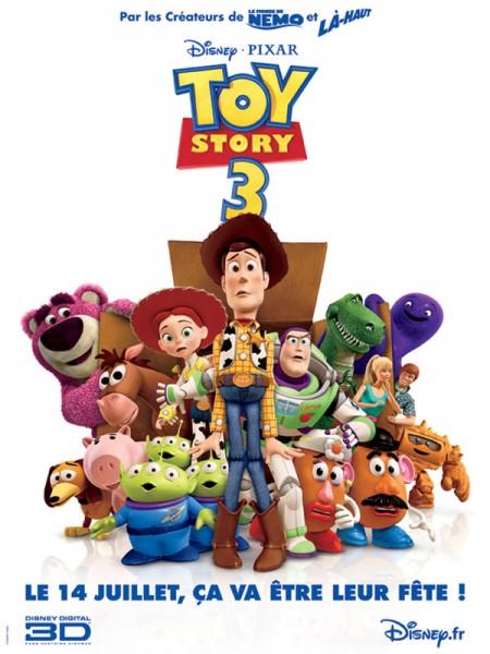 Cine974, Toy Story 3