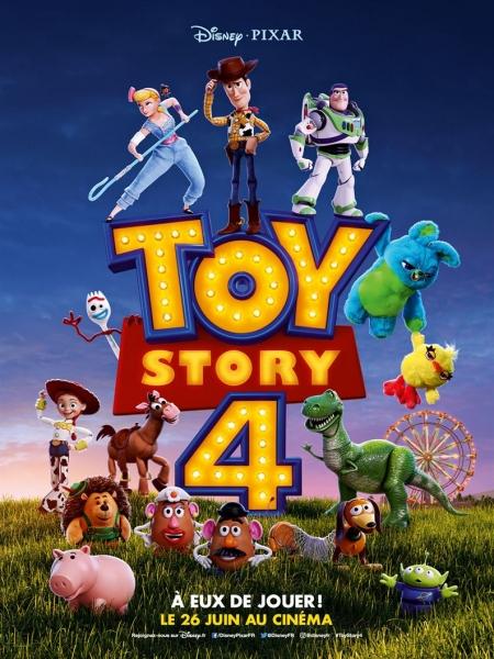 Cine974, Toy Story 4