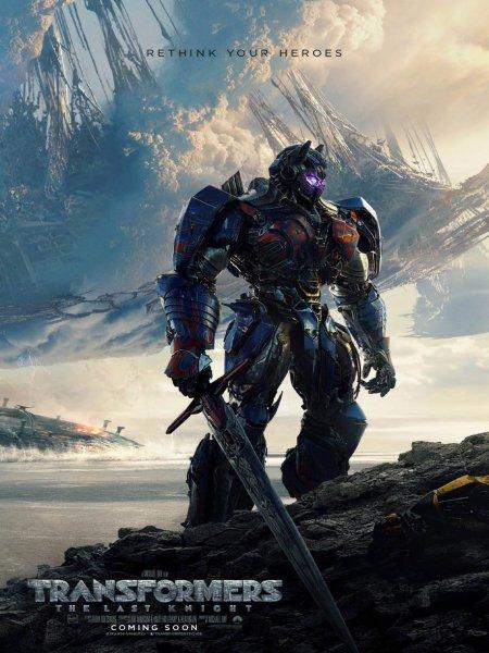 Cine974, Transformers : The Last Knight