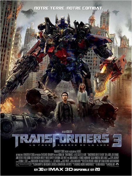 Cine974, Transformers 3 - La Face cachée de la Lune