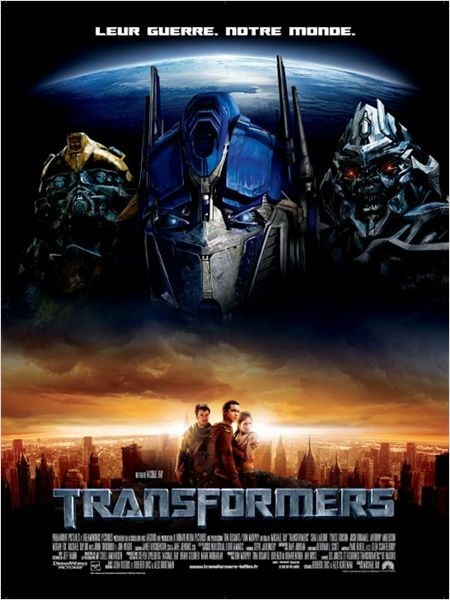 Cine974, Transformers