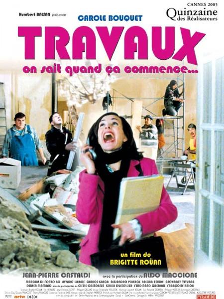 Cine974, Travaux