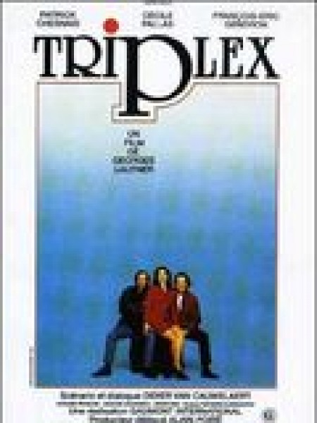 Cine974, Triplex