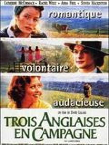 Cine974, Trois Anglaises en campagne