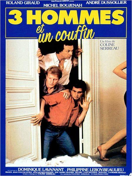 Cine974, Trois hommes et un couffin