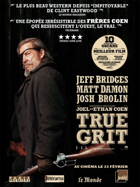 Cine974, True Grit