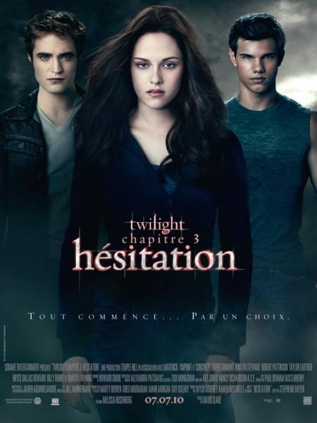 Cine974, Twilight - Chapitre 3 : hésitation