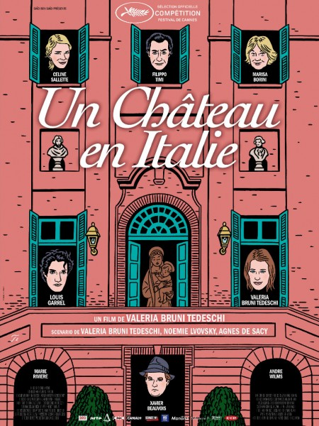 Cine974, Un Château en Italie