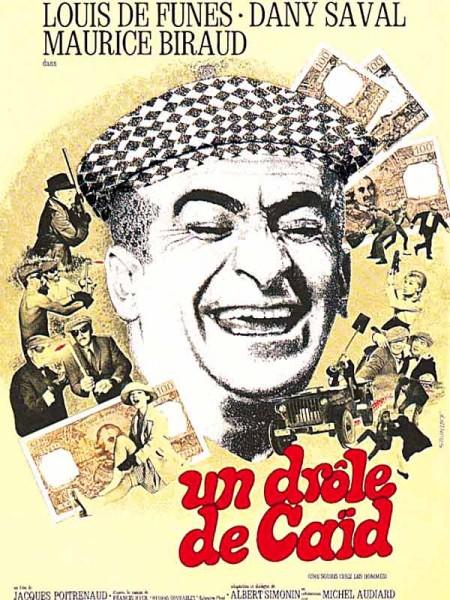 Cine974, Un Drôle de caïd