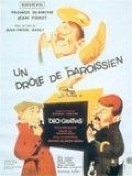 Cine974, Un Drôle de paroissien
