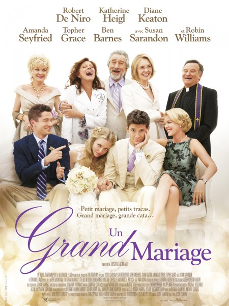 Cine974, Un Grand Mariage