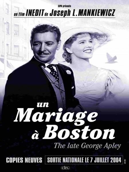 Cine974, Un mariage à Boston