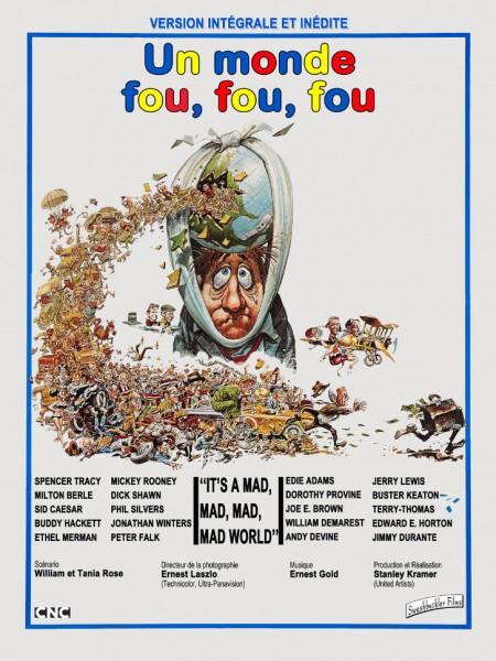 Cine974, Un Monde fou, fou, fou, fou