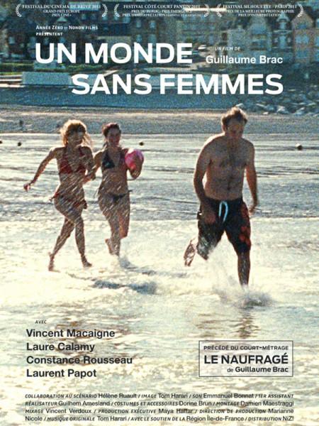 Cine974, Un monde sans femmes