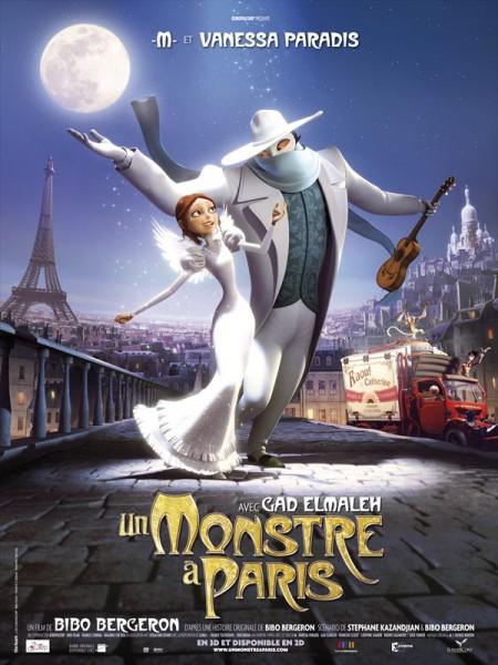 Cine974, Un monstre à Paris