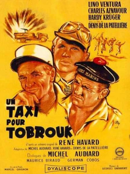 Cine974, Un Taxi pour Tobrouk