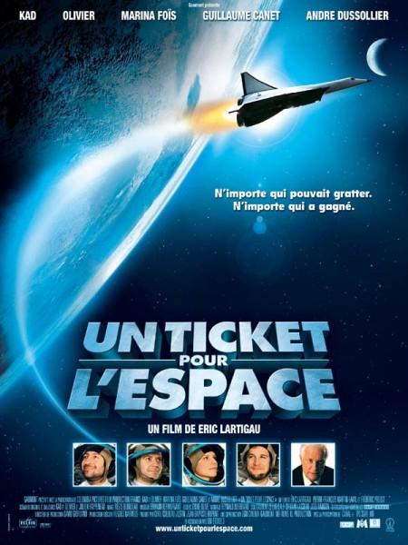 Cine974, Un ticket pour l'espace