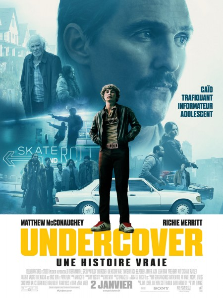 Cine974, Undercover - Une histoire vraie