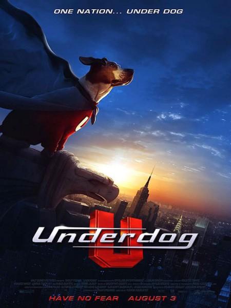 Cine974, Underdog, chien volant non identifié