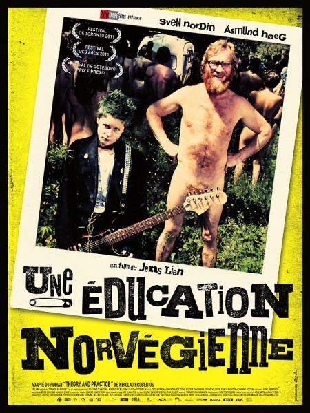 Cine974, Une éducation norvégienne