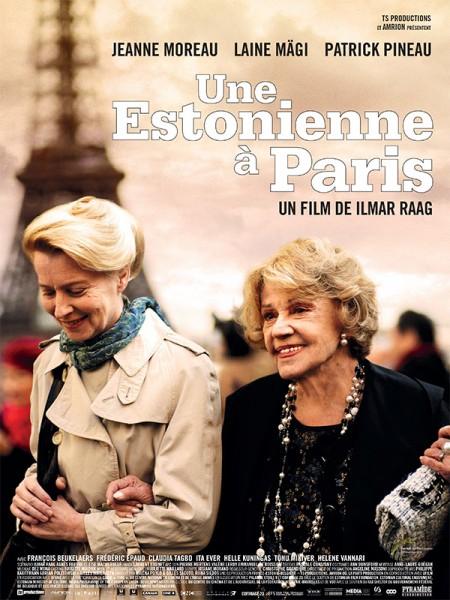 Cine974, Une Estonienne à Paris