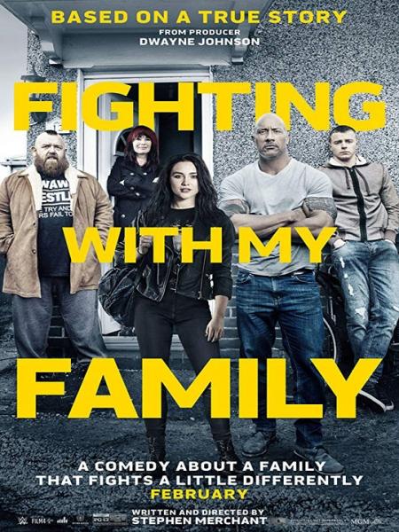 Cine974, Une famille sur le ring